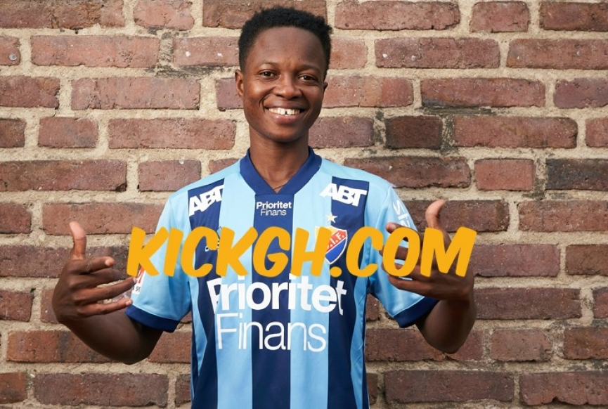 Black Queens winger Portia Boakye completes Djurgården IF switch