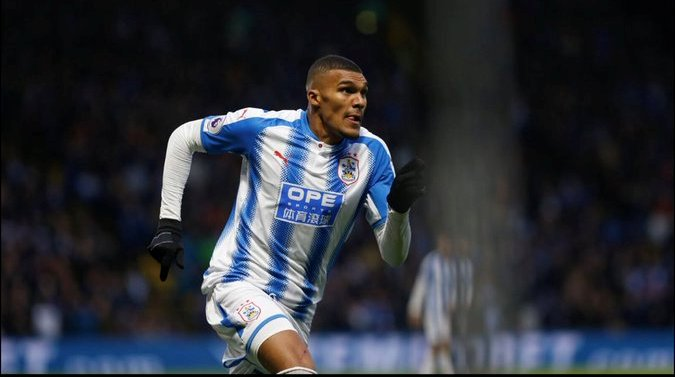 Huddersfield Town striker Collin Quaner holds Black Stars talks with coach Kwesi Appiah