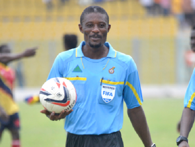 Cecil Fletcher gets nod to officiate Dreams FC vs Asante Kotoko; Charles Bulu takes charge of AshantiGold vs Aduana