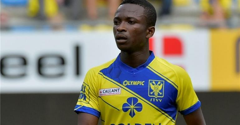 Samuel Asamoah feels liberated after signing new Sint Truiden deal
