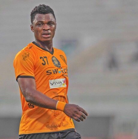 Ghana's Rashid Sumaila helps Al Qadsia secure 3rd place finish in Kuwait