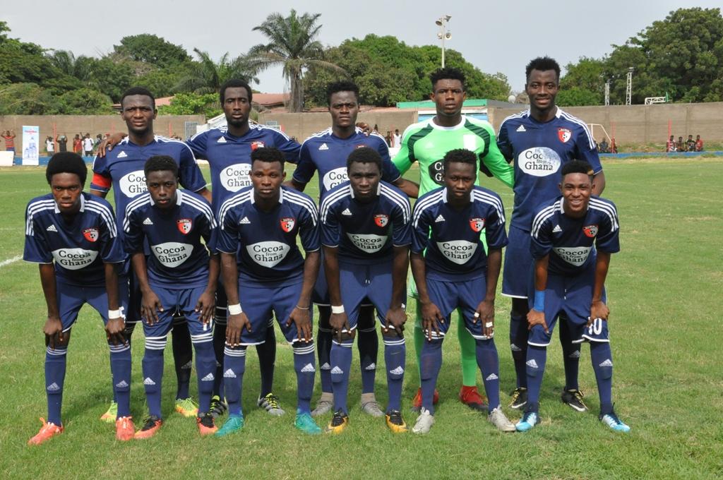 Match Report: Berekum Chelsea 1-2 WAFA SC- Academy Boys edge Blues to make it three straight wins