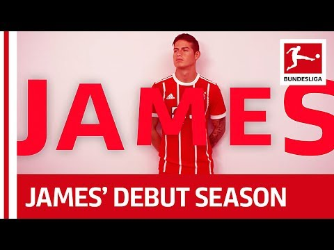 James' Debut Bundesliga Season - A Roaring Success