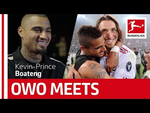 Exclusive Interview - Kevin-Prince Boateng Talks About his Time with Ibrahimovic, Ronaldinho & Co.