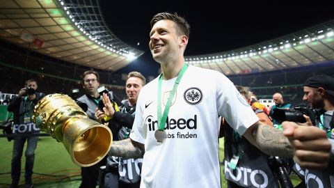 Marco Russ: from cancer survivor to cup winner Victory in Saturday's DFB Cup final means Marco Russ' career has come full circle. vor 2 Stunden