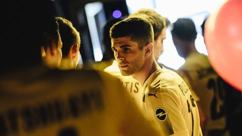 Los Angeles vs. Dortmund: Team news Christian Pulisic is set to lead the line for BVB in Tuesday's friendly in Los Angeles.  vor 2 Stunden
