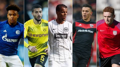 Five Guys: Americans to make a mark in 2018/19 bundesliga.com takes a look at five players for whom an opportunity knocks next season. vor 2 Stunden