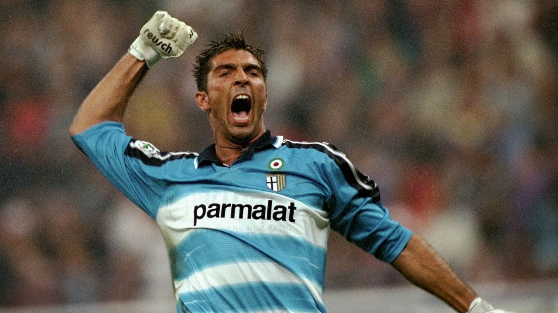 Image result for buffon in parma