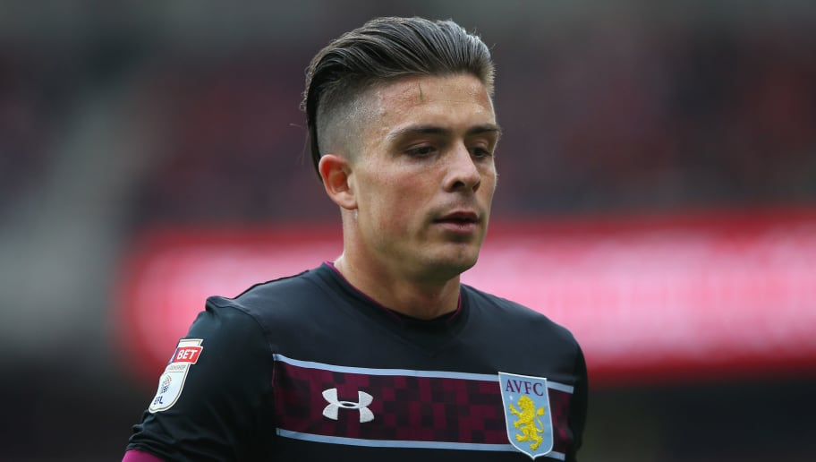 Villa Star Jack Grealish Reveals He 'Almost Died' From Freak Injury Sustained Earlier This Season