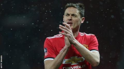 Manchester United: Nemanja Matic says club needs to sign 'experienced players'