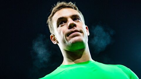 Manuel Neuer, the making of the modern goalkeeper In a new book, the Bayern Munich and Germany 'keeper reveals what made him the world's number one. vor 2 Stunden