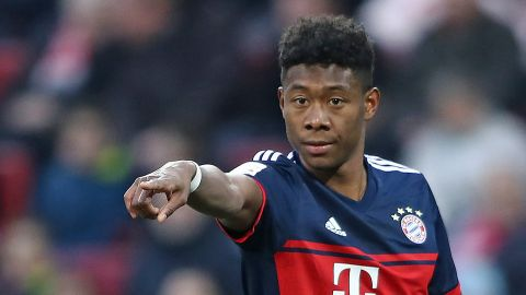 David Alaba: 'Bayern must make changes' The Bundesliga champions' world-class left-back admitted improvements must be made this summer. vor 2 Stunden