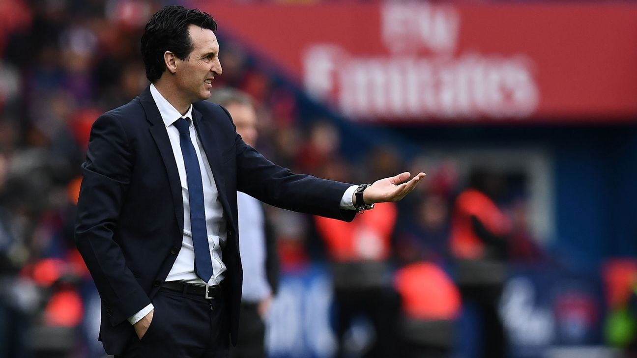Arsenal set to appoint Unai Emery as Arsene Wenger's successor - sources