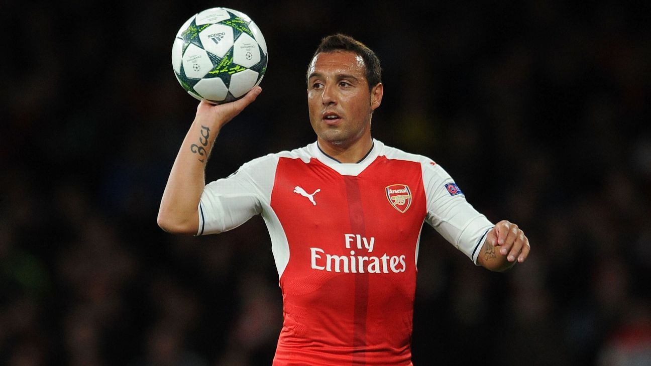 Arsenal confirm Santi Cazorla leaving after six years with club