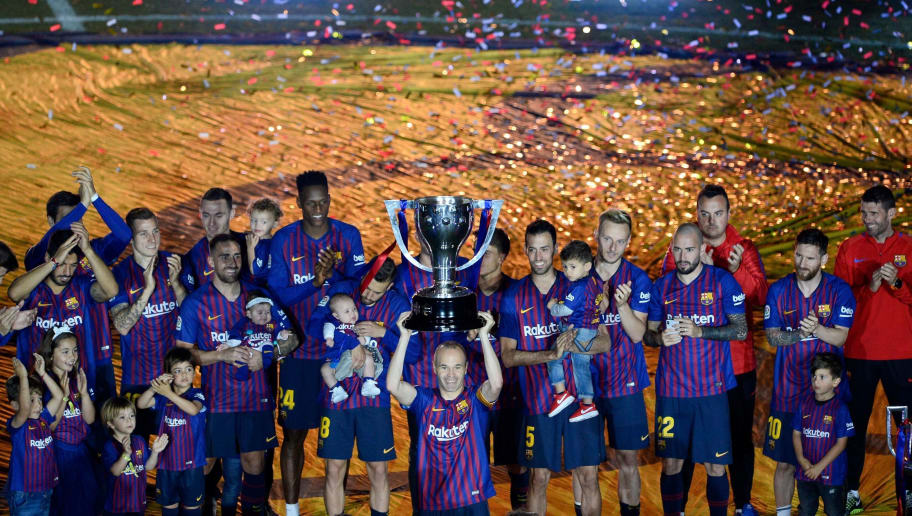 End of Season Review: Barcelona's Report Card From the 2017/18 Campaign