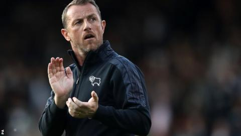 Derby boss Rowett asks to talk to Stoke