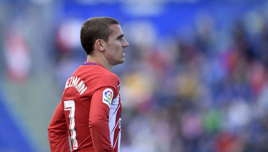 Antoine Griezmann Jeered and Booed by Atletico Fans as He Came on Against Eibar on Sunday