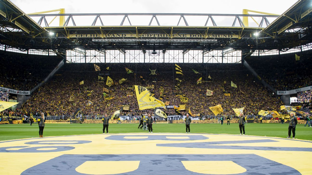 Borussia Dortmund's connection to their fans is what makes them special