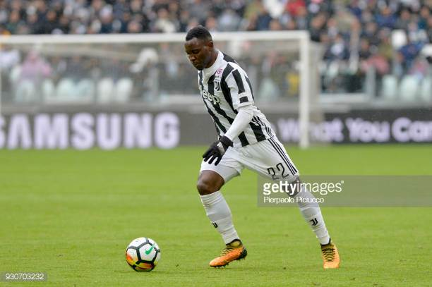 Kwadwo Asamoah excels as Juventus beat Bologna to move closer to Serie A title