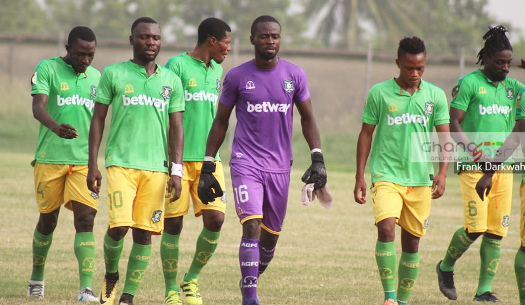 VIDEO: Watch how Aduana Stars pip AS Vita to pick first win in CAF Confederation Cup