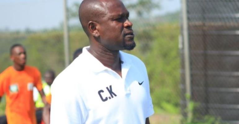 Ashgold Coach C.K Akunor insists his side were poor after defeat to Dwarfs