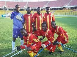 Ghana Amputee team invited to Gov Bello's Amputee Football Competition in Nigeria