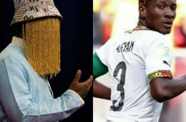 "Anas exposé 12: ""I\'will be shocked if there is corruption in Ghana Football\"" - Gyan"