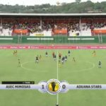 CAF Confederation Cup: ASEC Mimosas 1-0 Aduana Stars- Ahmed Toure sinks Fire Club in Abidjan