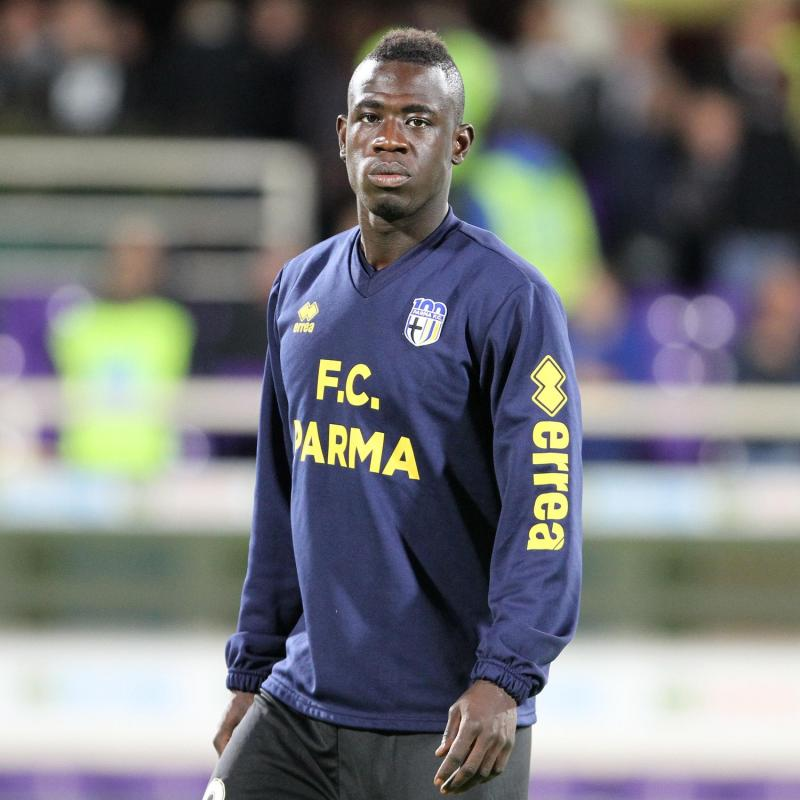 Ghana midfielder Afriyie Acquah celebrates Parma's ''breathtakingly remarkable'' Serie A promotion