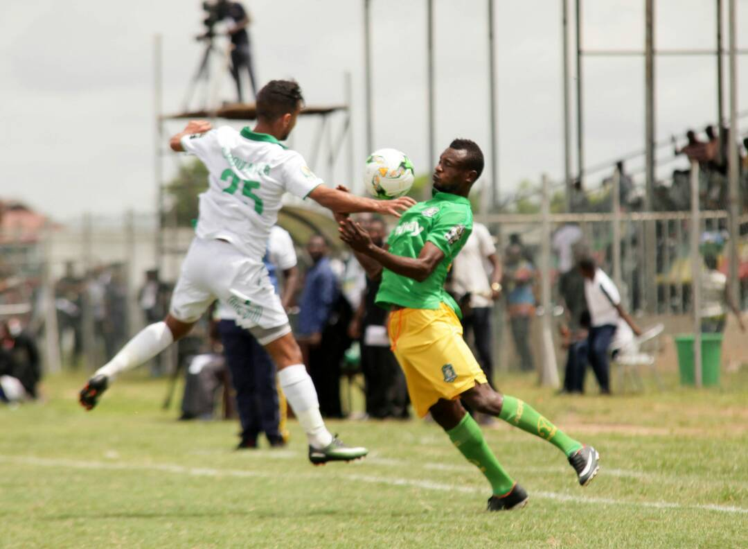 VIDEO: Watch all the GOALS in Aduana Stars six-goal thriller with Raja Casablanca in Dormaa
