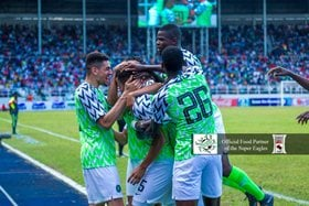 Chelsea slam Ghanaian referee Afful over penalty against Nigeria in DRC friendly
