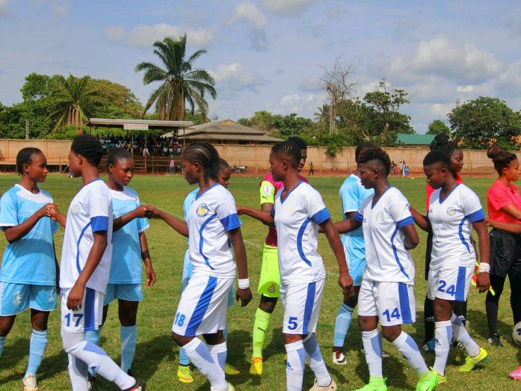 National Women's League Northern Zone: Leaders Ampem Darkoa crush Northern Ladies and still unbeaten