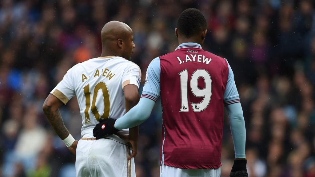 Feature: Ayew Brothers are likely to stay up despite Swansea's relegation