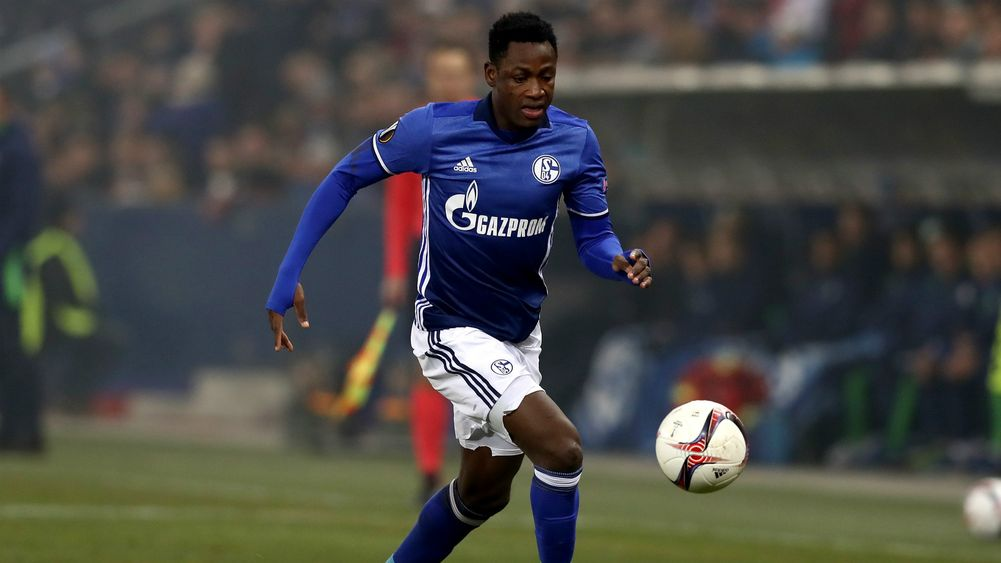 Schalke O4 Coach happy to see Baba return strongly after lengthy lay off