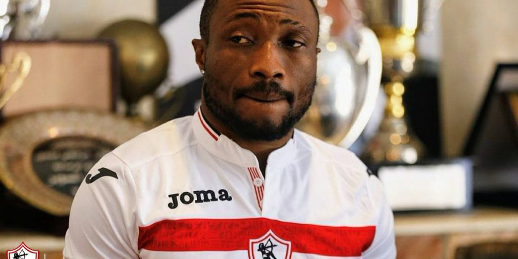 Zamalek refuse to let Ghana forward Ben Acheampong leave for free
