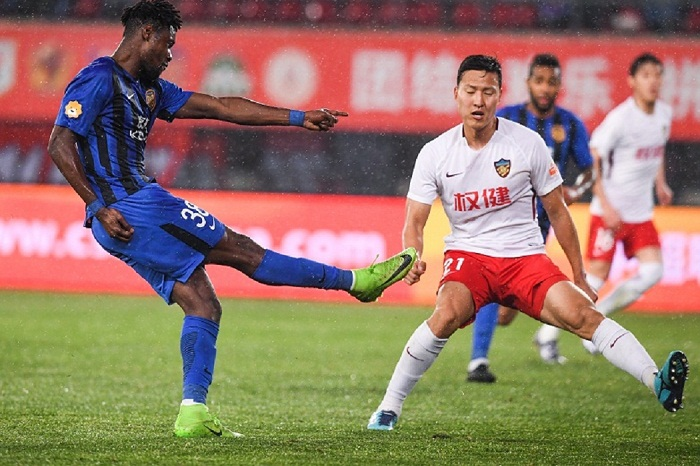 Richard Boakye-Yiadom believes Chinese league is tougher than the Serbian league