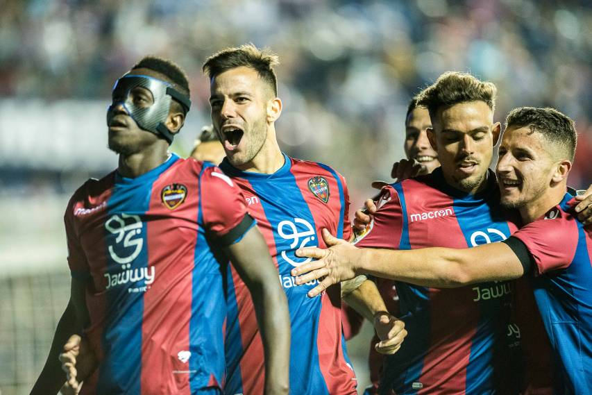 Emmanuel Boateng becomes third player to score a hat-trick in the history of Levante
