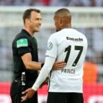 Frankfurt forward Kevin Prince Boateng insists they were lucky with penalty calls in DFB Pokal final