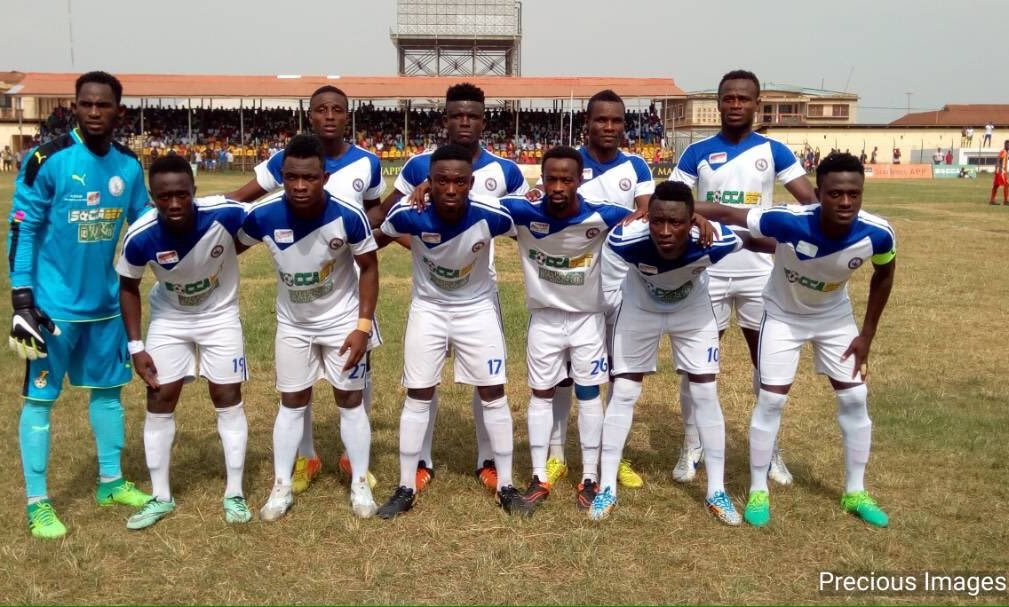 MATCH REPORT: Berekum Chelsea 2-1 Medeama- League leaders Medeama halted by Chelsea in Berekum