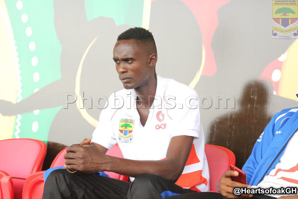 Hearts of Oak receive massive boost for WAFA clash as Camara Nguessan's ITC arrives