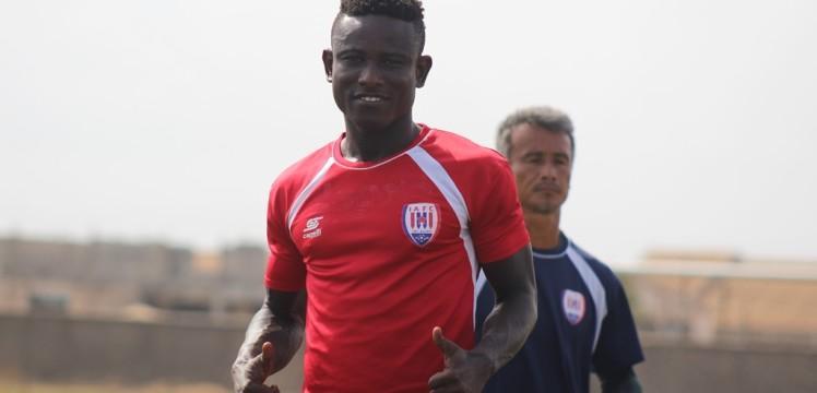 Inter Allies striker David Tetteh joins Heart of Lions on loan