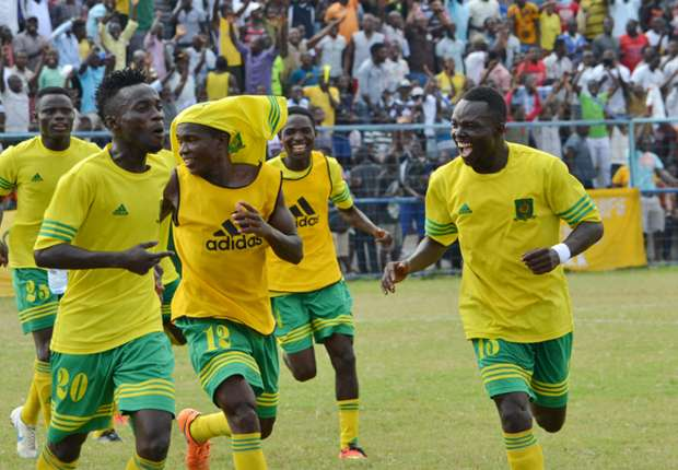 MATCH REPORT: Ebusua Dwarfs 2-0 Ashgold- Miners stunned by struggling Dwarfs in Cape Coast