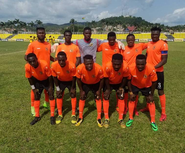 Zone II leaders New Edubiase United set longest unbeaten run and most consecutive wins records in Division One League