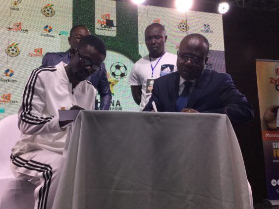 Confirmed: Zylofon Cash now official sponsor of Ghana Premier League
