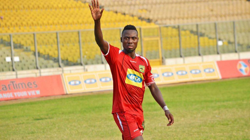 Former Asante Kotoko defender Eric Donkor set to sign for AshantiGold
