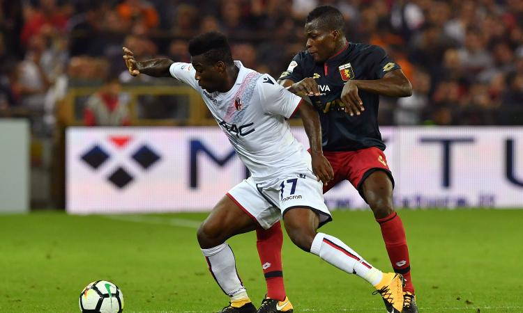 Ghana midfielder Isaac Coffie announces departure from Italian side Genoa