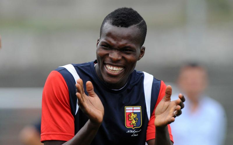 Exclusive: Ghanaian midfielder Isaac Coffie to be handed a new contract at Genoa
