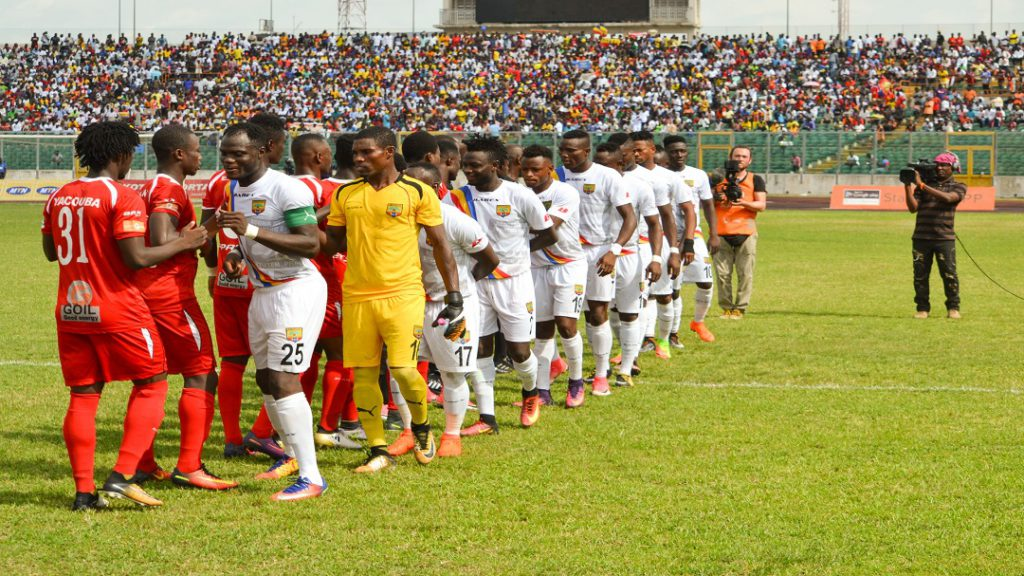 Hearts, Kotoko prove they are still the biggest football show in town