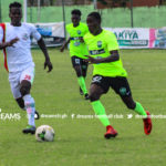 New Dreams FC singning Issah Ibrahim happy with Premier League debut