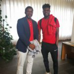 Ghana deputy coach Maxwell Konadu extends working visit to Atleti star Thomas Partey